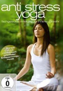 anti stress yoga, 1 DVD mit Audio-CD