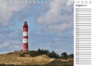 Nordsee - Urlaubsfeeling pur (Tischkalender 2019 DIN A5 quer)
