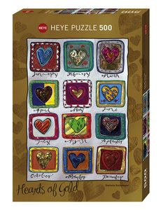 Year of Love Puzzle