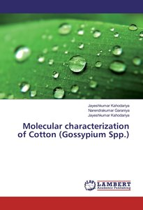 Molecular characterization of Cotton (Gossypium Spp.)