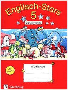 Englisch-Stars 5. Schuljahr - Übungsheft