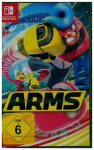 ARMS, 1 Nintendo Switch-Spiel