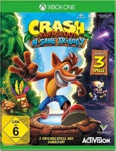 Crash Bandicoot - N. Sane-Trilogie