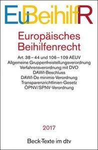 Europäisches Beihilferecht