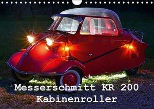Messerschmitt KR 200 Kabinenroller (Wandkalender 2016 DIN A4 que