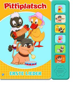 Soundbuch Pittiplatsch Schnatterinchen und Moppi Erste Lieder