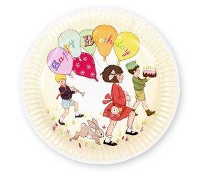 Pappteller \'Belle & Boo\'