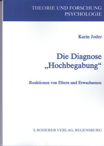 Die Diagnose Hochbegabung