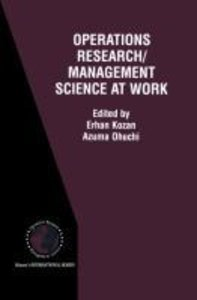 Operations Research/Management Science at Work