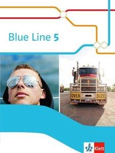 Blue Line 5. Schülerbuch Klasse 9. Flexibler Einband