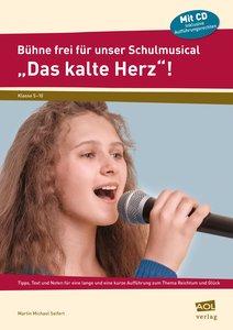 """Bühne frei für unser Schulmusical """"Das kalte Herz"""""""
