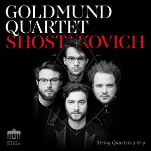 Schostakowitsch-String Quartets 3 & 9