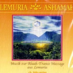 Lemuria Ashamah. CD