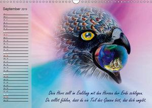 Sch?tzenswert Mit indianischen Weisheiten (Wandkalender 2019 DIN