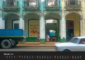 Kuba Inspirationen (Wandkalender 2019 DIN A3 quer)