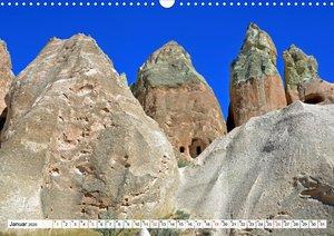 Wundersames KAPPADOKIEN (Wandkalender 2020 DIN A3 quer)