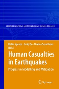 Human Casualties in Earthquakes