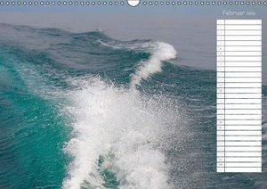 Element Wasser (Wandkalender 2016 DIN A3 quer)