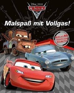 Cars 2 Malspaß