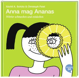 Anna mag Ananas