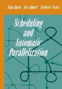 Scheduling and Automatic Parallelization