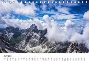 Wildes Europa (Tischkalender 2020 DIN A5 quer)