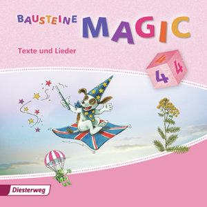 Bausteine Magic 4. CD. Texte und Lieder