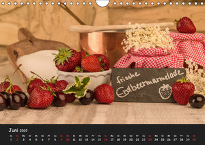 Faszination für Genießer (Wandkalender 2019 DIN A4 quer)
