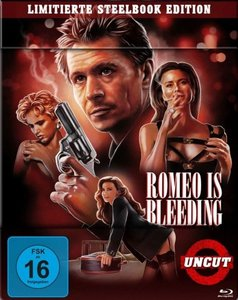 Romeo is Bleeding, 1 Blu-ray (Steelbook)
