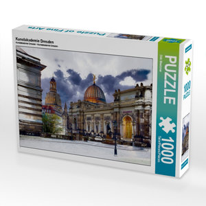 Kunstakademie Dresden 1000 Teile Puzzle quer