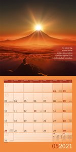 Alles wird gut 2021 Broschürenkalender