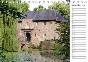 Unterwegs in Mönchengladbach (Tischkalender 2018 DIN A5 quer)