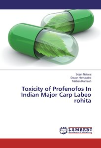 Toxicity of Profenofos In Indian Major Carp Labeo rohita