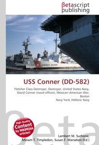 USS Conner (DD-582)