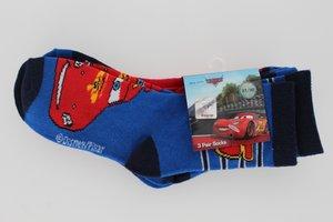Cars - Socken 3er Pack