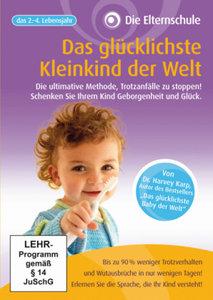 Das glücklichste Kleinkind der Welt, 1 DVD