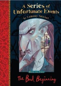 A Series of Unfortunate Events 01. The Bad Beginning