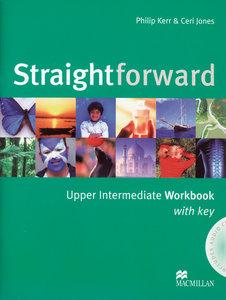 Straightforward Upper intermediate. Workbook with Key and Audio-