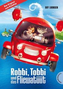 Robbi Tobbi und das Fliewatüüt, Das Original - mit Filmfotos