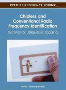 Chipless and Conventional Radio Frequency Identification: System