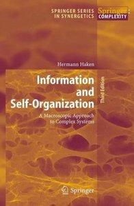 Information and Self-Organization