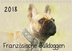 Französische Bulldoggen 2018