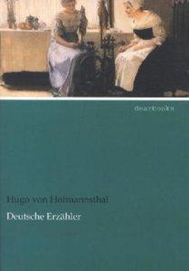 Deutsche Erzähler. Band 1
