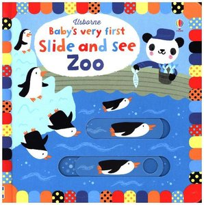 Baby\'s Very First Slide and See Zoo