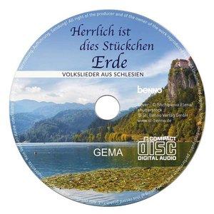 Herrlich ist dieses Stückchen Erde, 1 Audio-CD