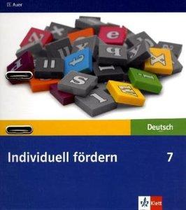 Individuell fördern Deutsch. Ordner mit CD-ROM und Schülerbeglei