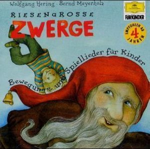 Riesengrosse Zwerge, 1 CD-Audio