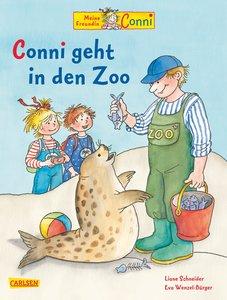 Conni geht in den Zoo