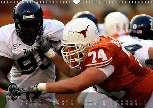 American Football - Touchdown (Wandkalender 2020 DIN A3 quer)