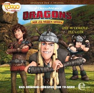 Dragons-(28)Hörspiel zur TV Serie-Die Werwolf-Flügler